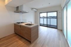 09-5号室 キッチンs